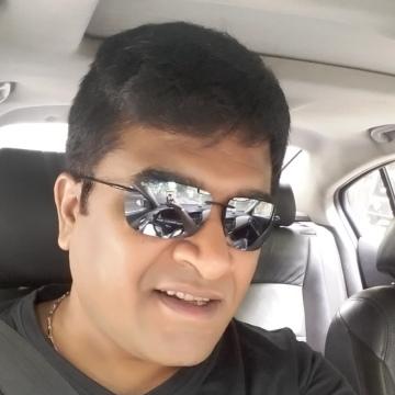 vishal shah, 36, Pune, India