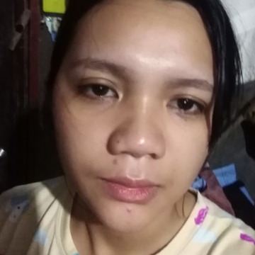 Aileen Sayse, 22, Antipolo, Philippines