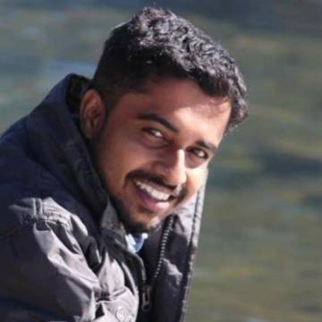 Sujit, 29, Doha, Qatar