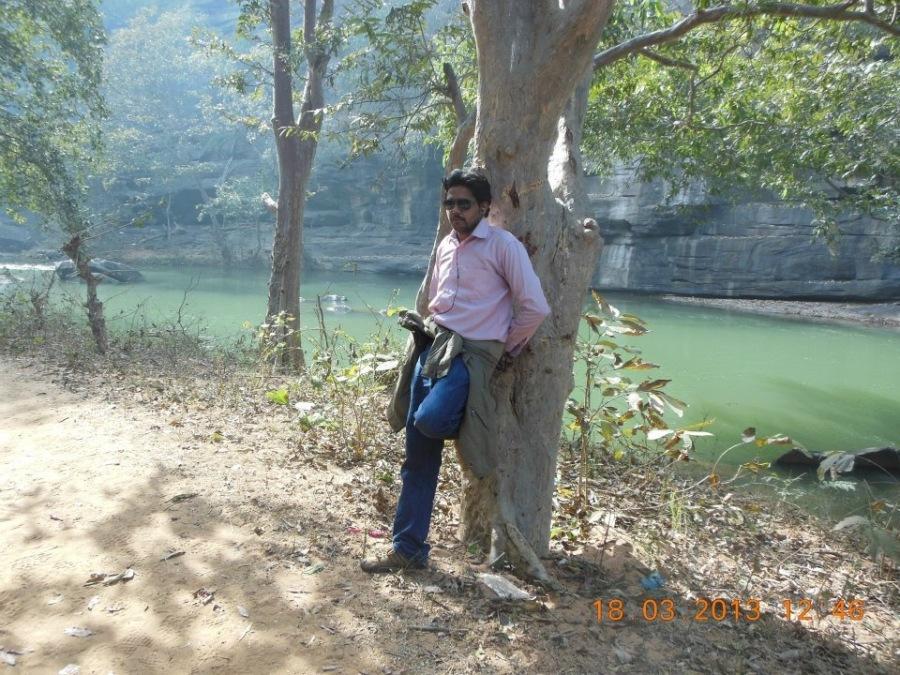 Rahul Mishra, 32, Aligarh, India