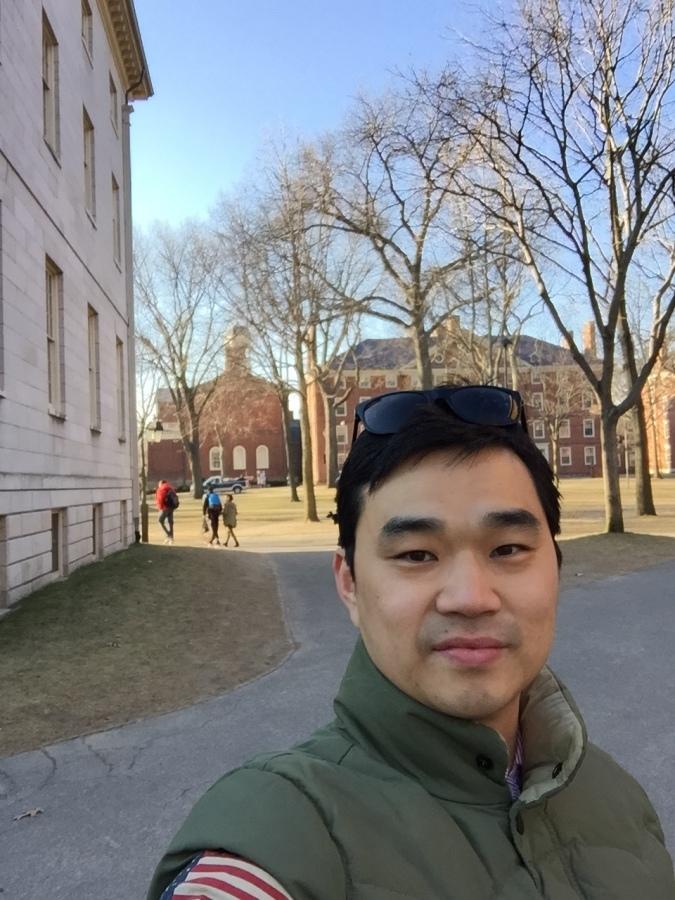 Dongyun Shin, 38, Paju-si, South Korea