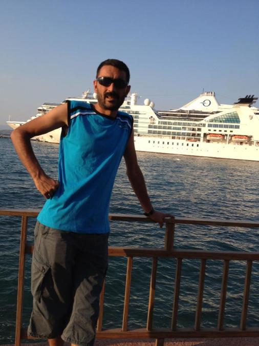 isa, 41, Antalya, Turkey