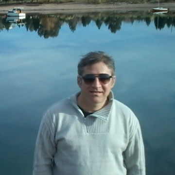 Facundo Custidiano, 52, Corrientes, Argentina