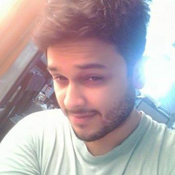 Banhijit Bhattacharyya, 29, Calcutta, India