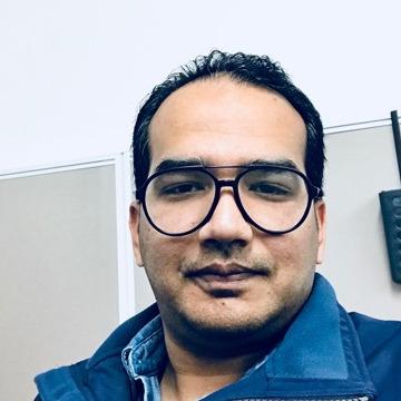 Vivek Singh, 33, Melbourne, Australia