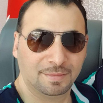 HOUSAM, 42, Trabzon, Turkey