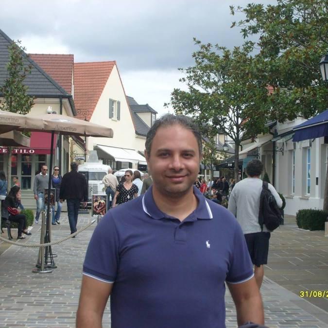 Haitham, 40, Cairo, Egypt
