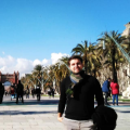 Caglar Seckin, 26, Istanbul, Turkey