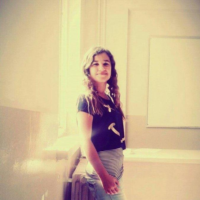 sedef, 22, Izmir, Turkey