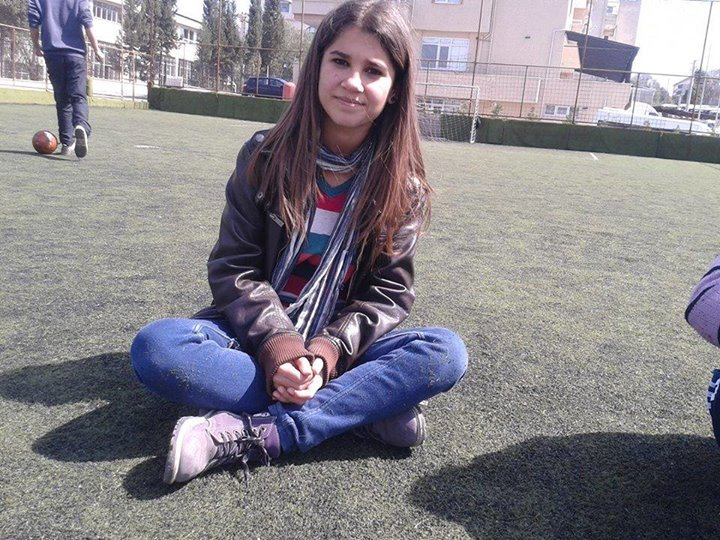 sedef, 23, Izmir, Turkey