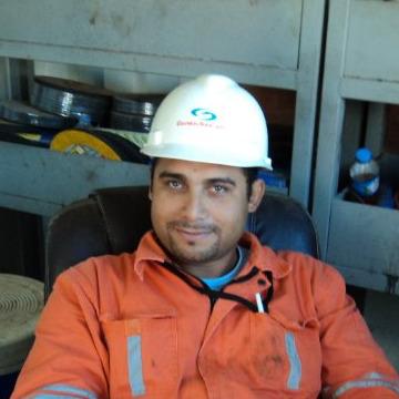 Youssef Ibrahem, 38, Cairo, Egypt