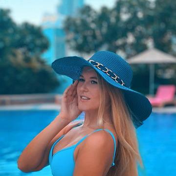 Rina Goncharenko, 23, Chelyabinsk, Russian Federation
