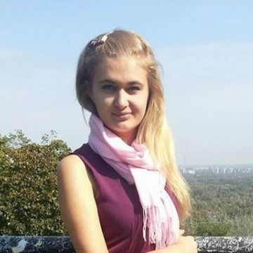 Inna Golovchanskaya, 31, Kiev, Ukraine