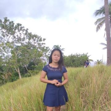 Michelle Librero, 21, Catmon, Philippines