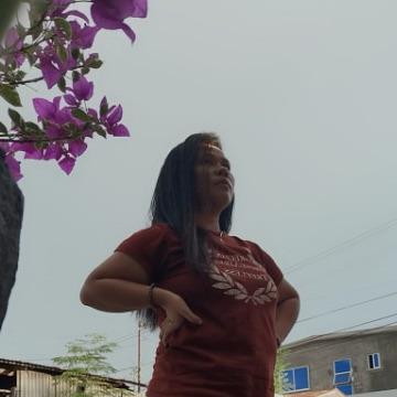 JoanaDomingo, 25, Davao City, Philippines