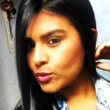 Luisa Acosta, 26, Popayan, Colombia