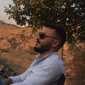 Hakan Balcı, 28, Ankara, Turkey