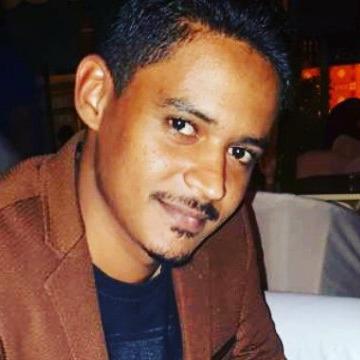 Wissam Ali, 31, Khartoum, Sudan