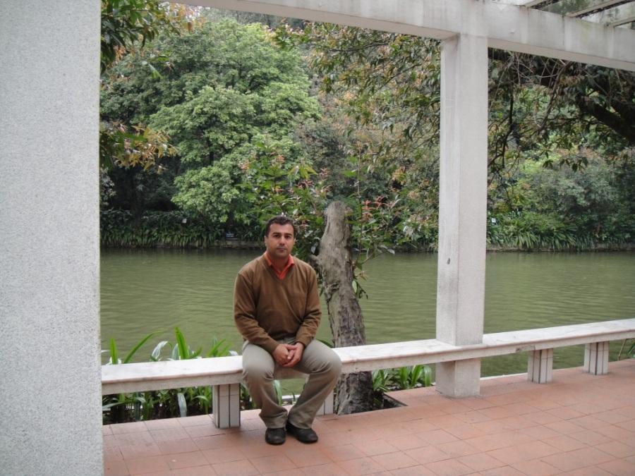 Asad, 45, Baghdad, Iraq