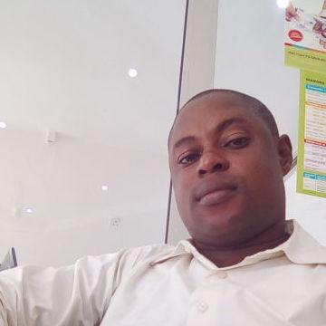 silver, 41, Lagos, Nigeria