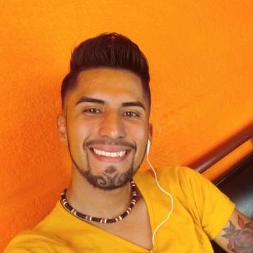 Erick Vicente Hernández, 23, Mexico City, Mexico
