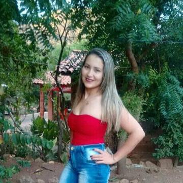 Erdenia Odilon, 25, Belo Horizonte, Brazil