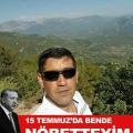 Ali Toy, 43, Antalya, Turkey