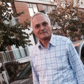 Ömer, 59, Istanbul, Turkey