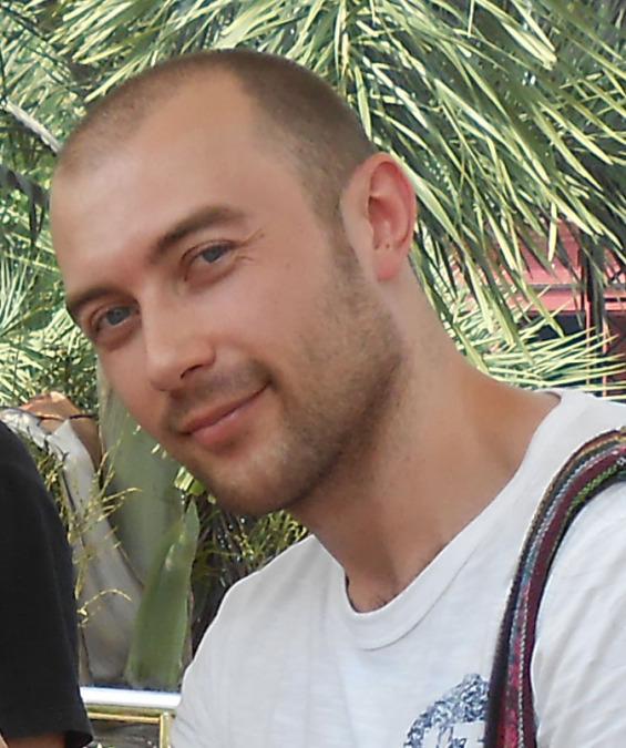 Andrew, 35, Pattaya, Thailand