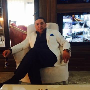 Tony Montano, 43, Antalya, Turkey
