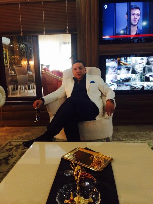 Tony Montano, 44, Antalya, Turkey