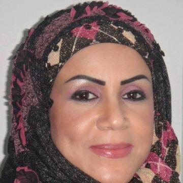 Hanan Hashmiy Abdulhalim, 55, Cairo, Egypt