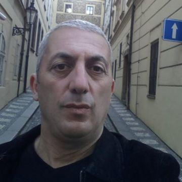 Simon Dagan, 53, Tel Aviv, Israel