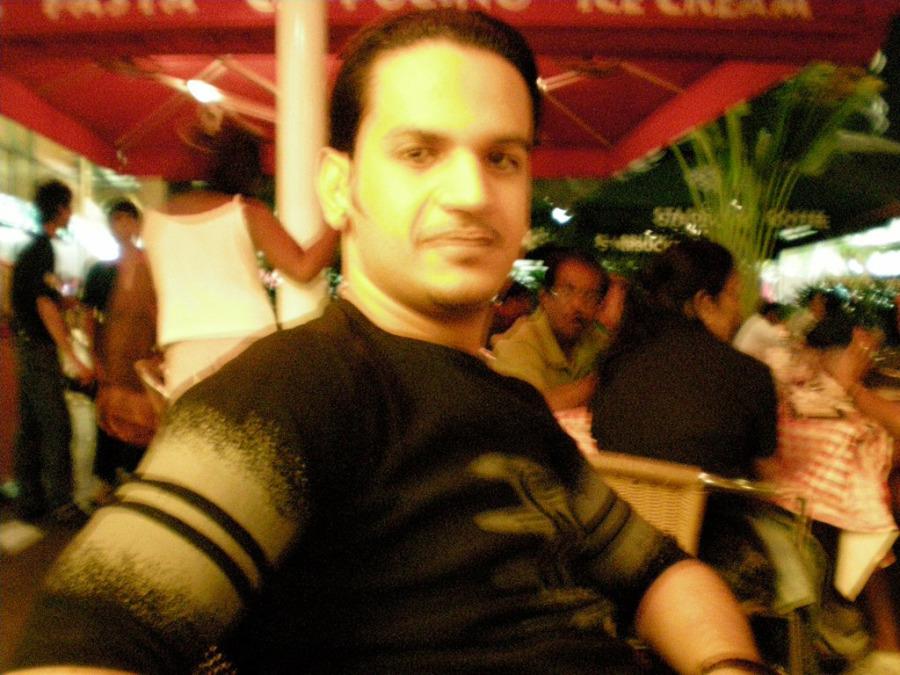 Zeyad AlKhaja, 38, Abu Dhabi, United Arab Emirates