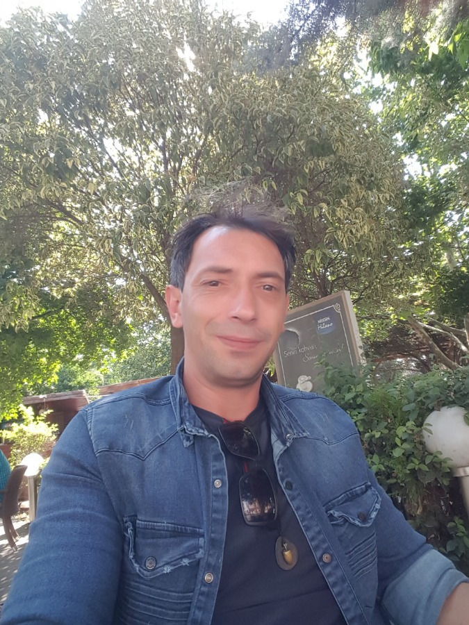 Sinan Evren, 35, Izmit, Turkey