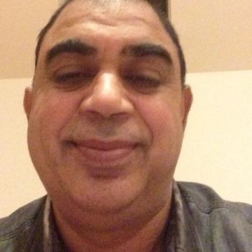 Shabir Khan, 49, San Francisco, United States