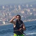 Onur, 30, Istanbul, Turkey