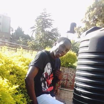 Chris Chrisdarling, 25, Kampala, Uganda