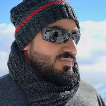 Ahmed, 36, Muscat, Oman