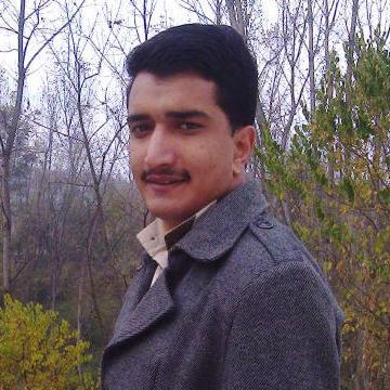 Raja Toqeer, 28, Islamabad, Pakistan