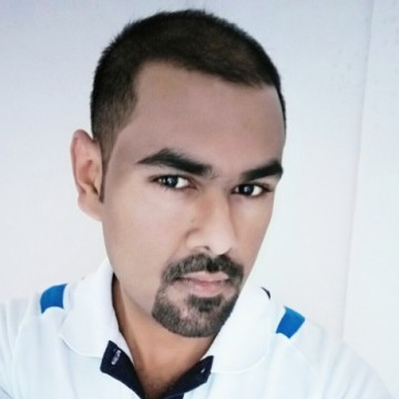 Pratik, 35, Pune, India