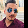 Haitham Qudaih, 30, Dubai, United Arab Emirates
