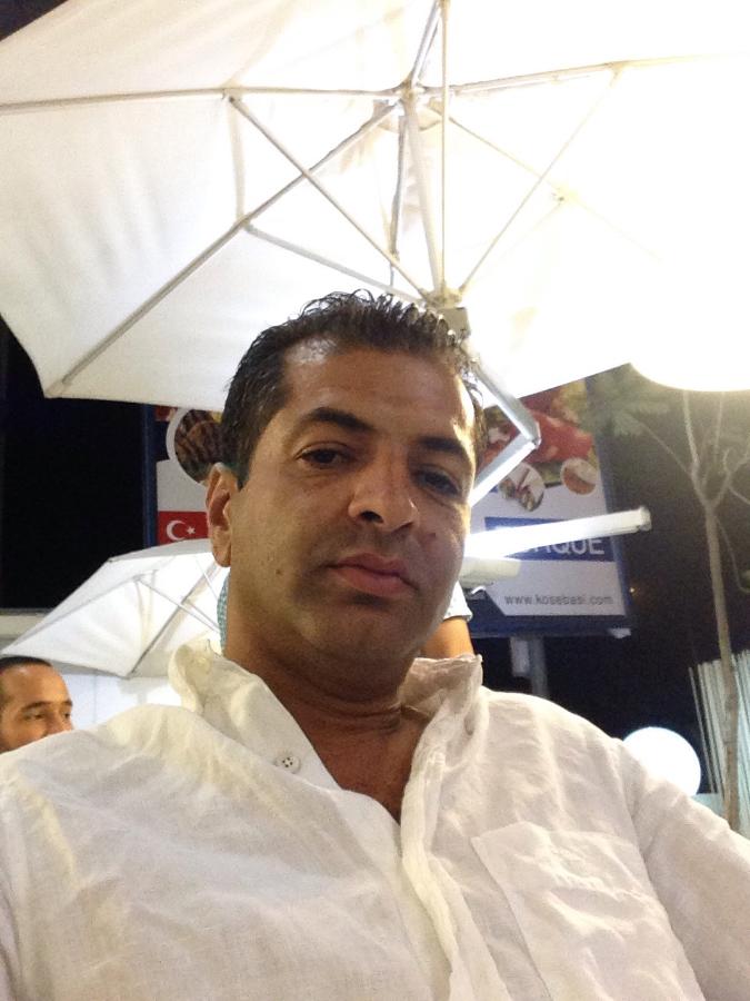 Ammar, 47, Casablanca, Morocco