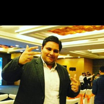 Akshit Behl, 29, New Delhi, India