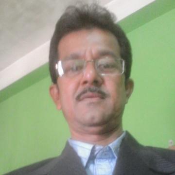 Mrinmoy Dutta, 55, Dum Dum, India