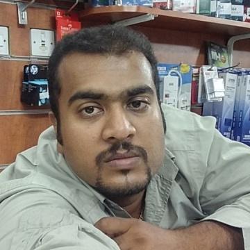 Cyril Babu, 31, Doha, Qatar