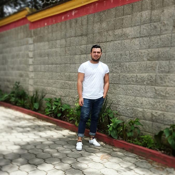 Jeff, 30, Guatemala City, Guatemala