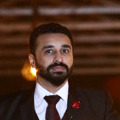 Zahid Ali Shah, 37, Karachi, Pakistan