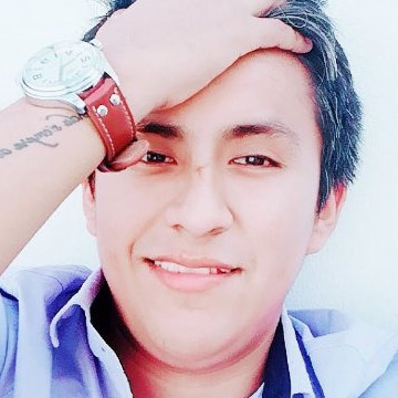 Antony Santillan Quispe, 25, Lima, Peru