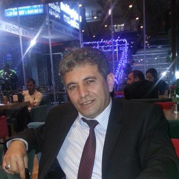 Tamer, 44, Istanbul, Turkey